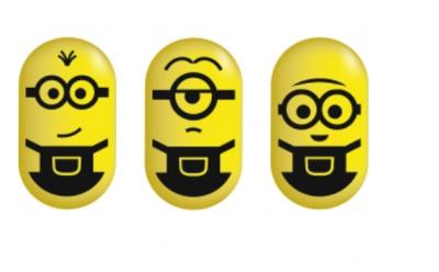 #minions #movie #trailer #animation #dessinanimé #cartoon #jaune #yellow #funny #2015 #awesome #oneinaminion #tictac #banana #banane #editionlimitée #limitededition #minions #keninstuartbob