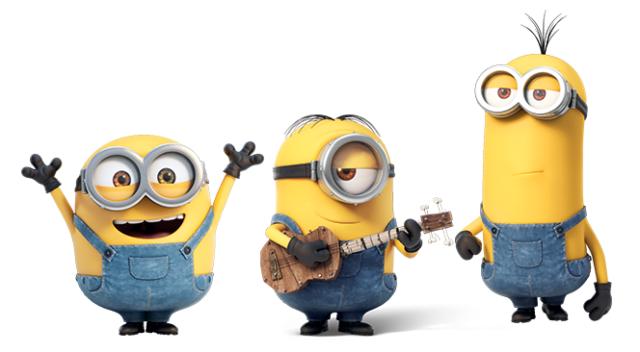 #minions #movie #trailer #animation #dessinanimé #cartoon #jaune #yellow #funny #2015 #awesome #oneinaminion