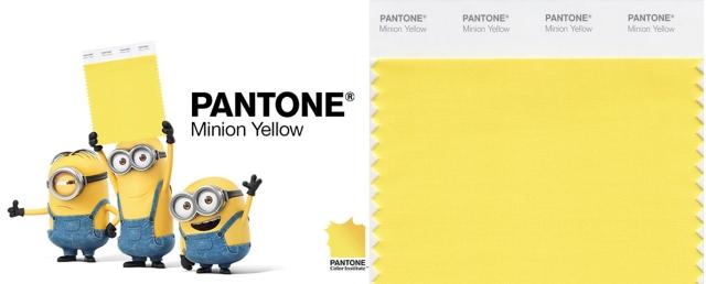 #minions #movie #trailer #animation #dessinanimé #cartoon #jaune #yellow #funny #2015 #awesome #oneinaminion #tictac #banana #banane #editionlimitée #limitededition #pantone #color #shade #minions #keninstuartbob
