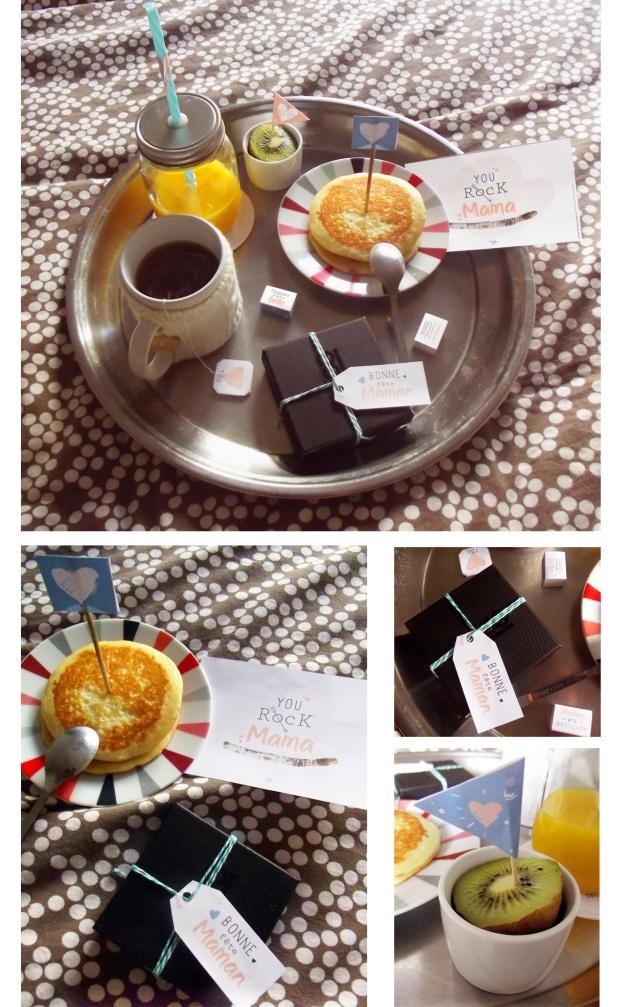 #happymotherday #diy #tuto #freeprintable #tea #breakfast #breakfastinbed #lue #frenchlue #frenchtoastbylue #design #designgraphique #pancake #toppers #flag #drapeaux #etiquette #gift #fetedesmeres #milf #motherwithattitude #spoon