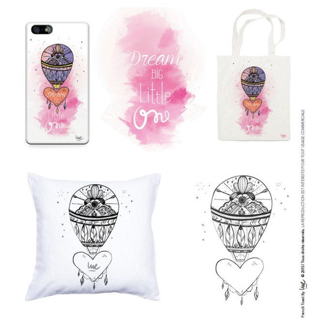 #item #iphonecase #pillow #totebag #type #typelover #font #typography #type #font #typelover #pink #watercolor #dreambiglittleone #theskyisthelimit #dreamondreamer #quote #illustrator #ink #wood #woodstick #color #paint #draw #graphicdesigner #airballoon #balloon #feather #nativeinfluence #french #frenchgraphicdesigner #graphicdesigner #lue #frenchlue #frenchtoastbylue #heart #star #intheskywithdiamond #whatimade #art