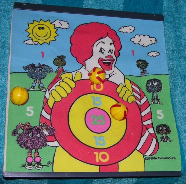 #cible #target Les nuggets #ronald