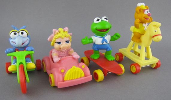 #kermit #gonzo #peggy #muppetsshow Les nuggets