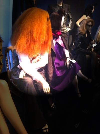 #muses #glitters #gold #goldie #jpg #jeanpaul gaultier #nanamouskouri #giels #fashion #show #exhibition #paris #france #fashion #design #mode #viviennewestwood #catherinedeneuve